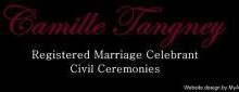 Camille Anne Tangney – Marriage Celebrant